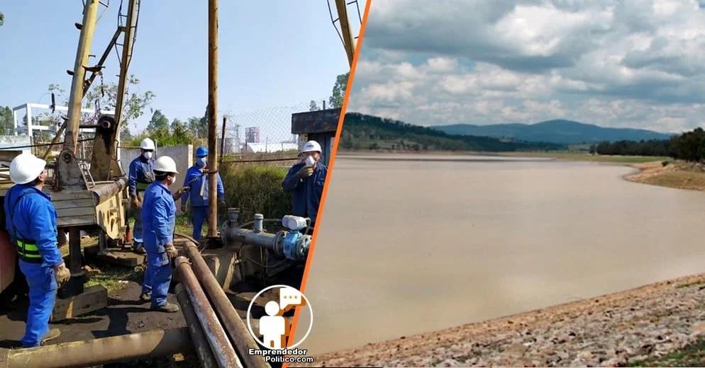 Por sequía extrema y disminución en manantiales, estas zonas de Morelia tendrán problemas de abasto