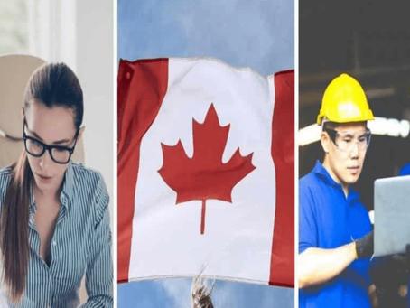 Abren convocatoria para vivir y trabajar en Canadá en 2021