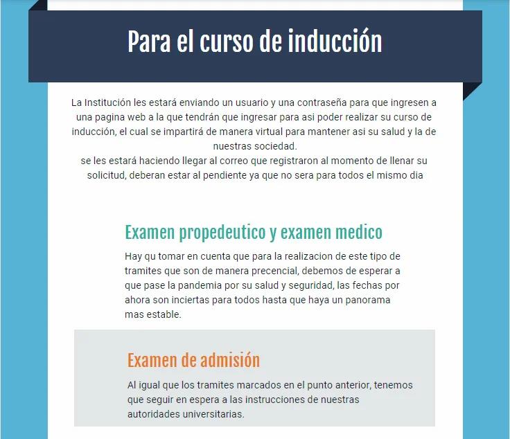 #UMSNH: ¿Quieres estudiar medicina? Sigue estos pasos para el curso de inducción