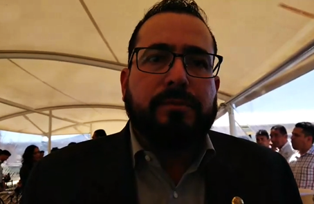"""""""Seguiremos trabajando bajo los principios de izquierda: Humberto González Villagómez"""