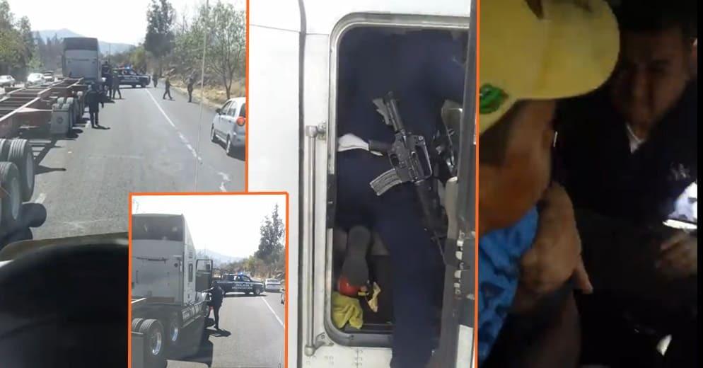Denuncian abuso policial vs familia en Michoacán (+Videos)