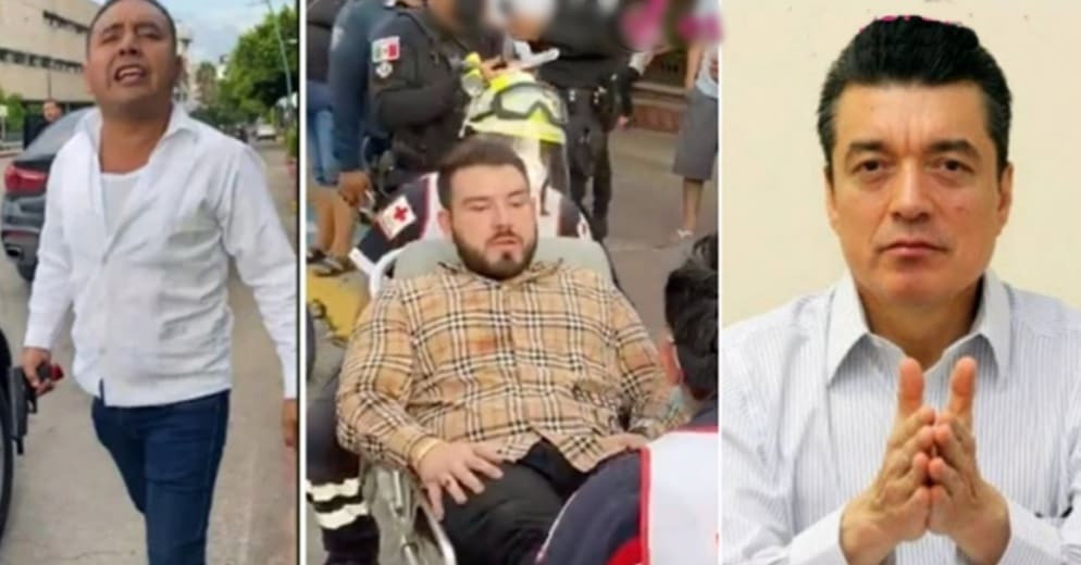 """""""Amor en custodia"""": Escolta del Gober de Chiapas, balea al exyerno del mandatario (+Video)"""