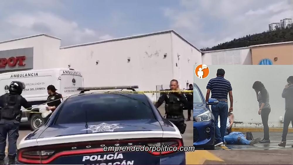 Chavo de 29 años saca 200 mil pesos del banco y lo matan al salir en #Morelia | emprendedorpolitico