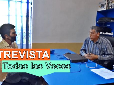 Domingo Torres Lucio, un perfil académico y con experiencia de gestión en Guanajuato - Entrevista