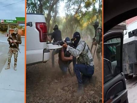 Tras guerra entre cárteles en Michoacán este fin de semana, tres muertes colaterales