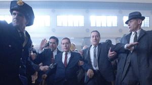 Robert De Niro y Al Pacino juntos de nuevo en 'The Irishman', se estrenó hoy a las 2 de la madrugada