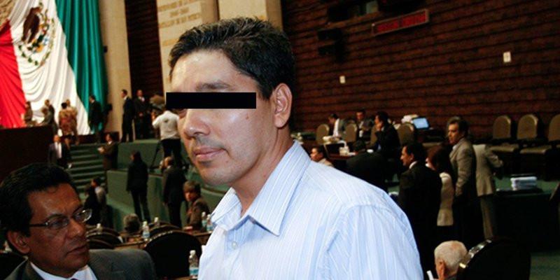Exdiputado michoacano Julio Godoy tramita amparo tras 10 años prófugo