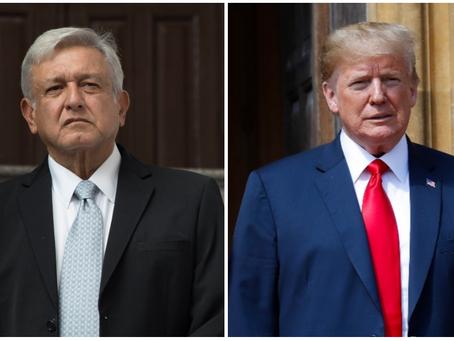 AMLO y Donald Trump ya preparan algo 'muy dramático y positivo' sobre el TLCAN