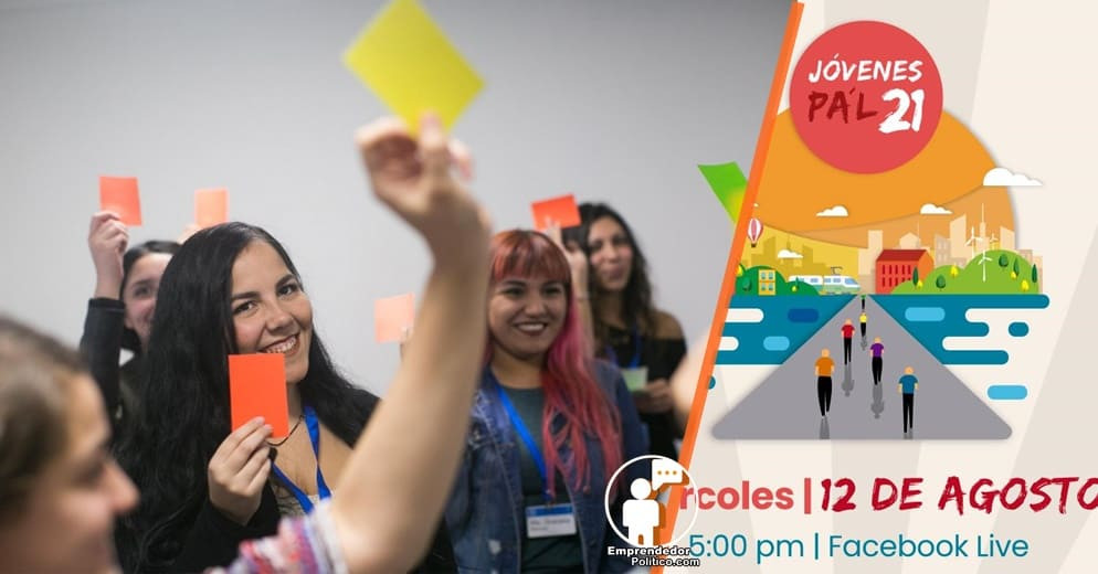 "#Michoacán: Convocan a participar en Jóvenes pal' 21""; mesa de diálogo sobre su papel rumbo al 2021"