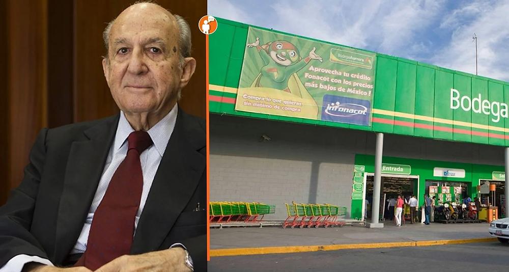 Muere Jerónimo Arango, el millonario Forbes detrás de la creación de Aurrera