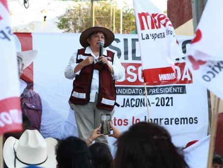 Fallece candidata a diputada local de Morena en Michoacán