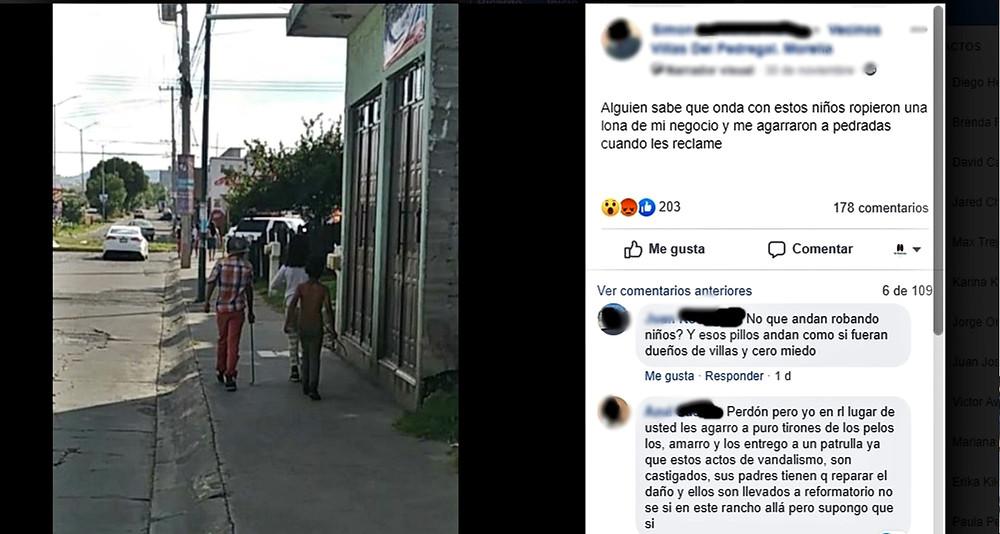 """Alertan de niños vándalos en Villas del Pedregal al estilo """"ataqué piraña"""""""