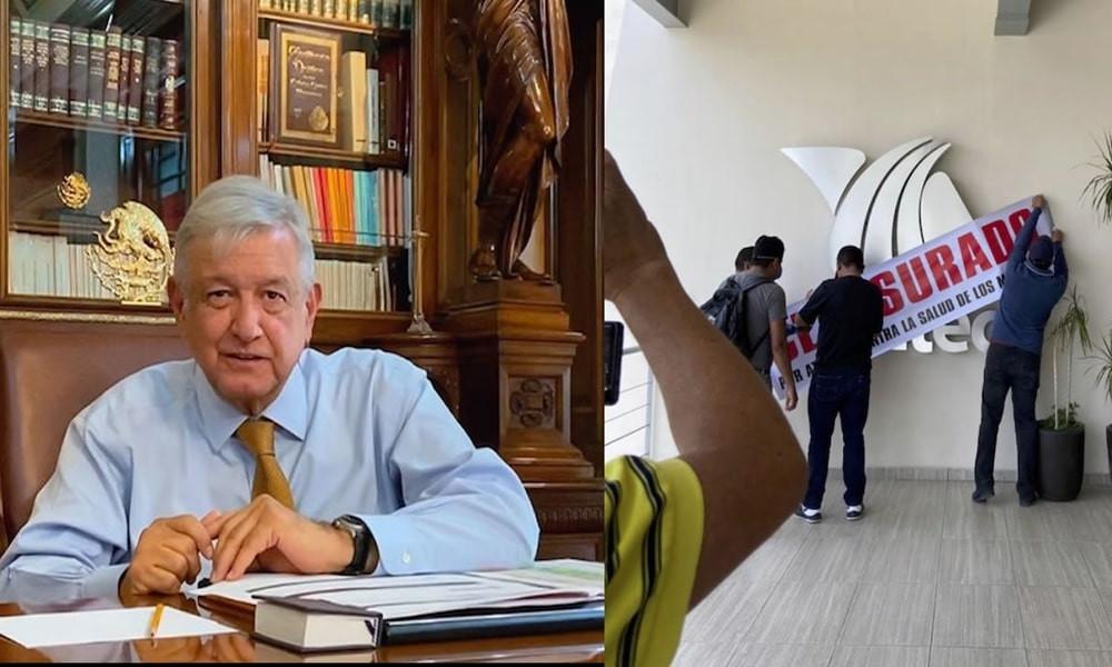 """AMLO: """"Se equivocó Javier Alatorre. No está bien a no hacerle caso a López-Gatell"""""""