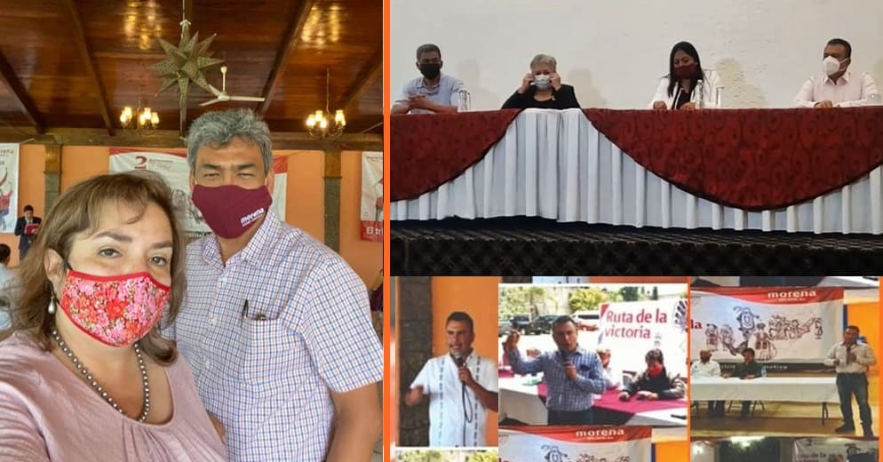 Ahora, acusan de actitud sectaria al grupo de los Pérez y actual Consejo Estatal de Morena Michoacán