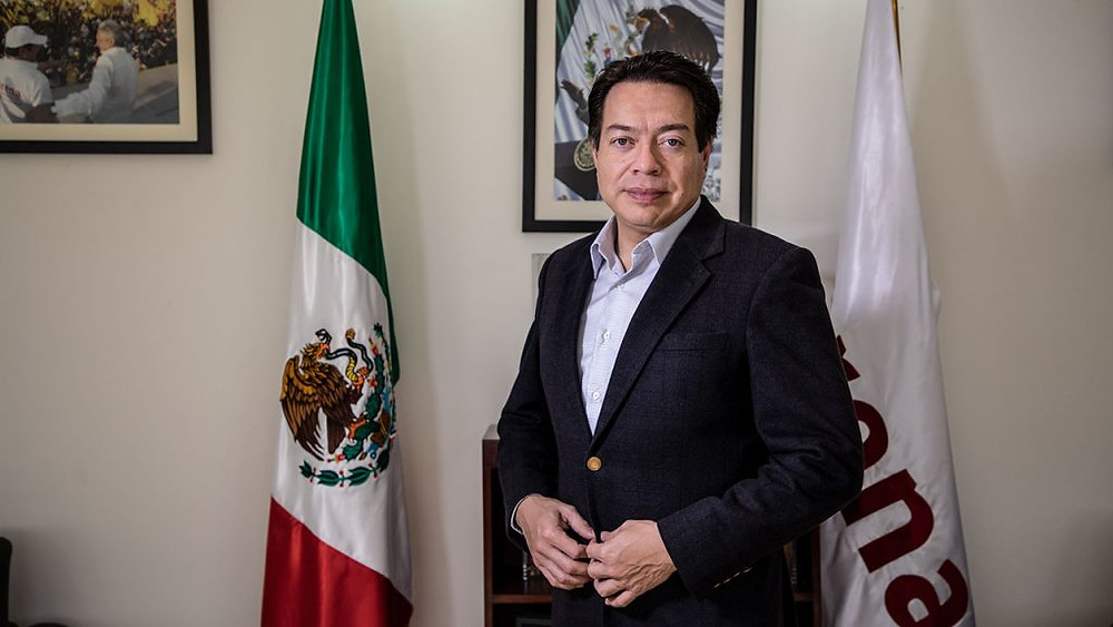 Mario Delgado visita Morelia esta mañana para reunirse con autoridades emanadas de Morena