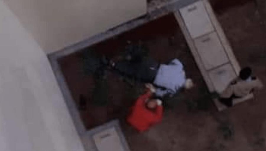 Hombre muere al caer del 8vo piso del Poder Judicial de SLP
