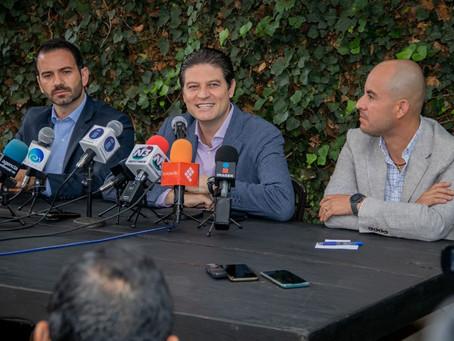 Con prácticas dilatorias, Gobierno Municipal entorpece Proceso Entrega-Recepción: Alfonso Martínez