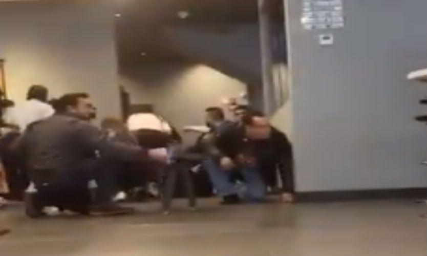 Así vivieron el terror durante balacera en Torre de Reforma esta tarde (+Videos)