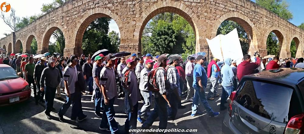Esta Mañana habrá una 'cadena humana' en el centro de Morelia