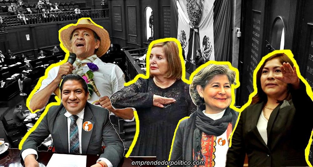 Lo prometió y lo hizo, Morena Michoacán corre a sus 5 diputados faltistas - Emprendedorpolitico.com
