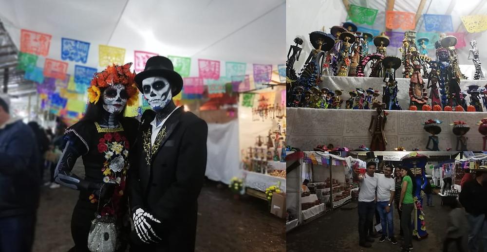 No te pierdas la Expo Feria Nacional de la Catrina en sus últimos 3 días.