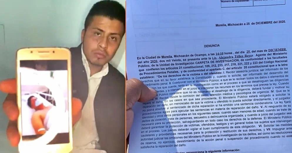 Denuncian a ex presidente municipal de Michoacán por agredir a balazos a otro ciudadano (+Video)
