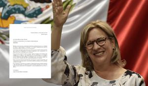 Josefa González Blanco, titular de Semarnat, le presenta su renuncia a AMLO y esto le contestó