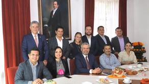 Bedolla llama a diputados a aprobar el plan de apoyo a la economía familiar