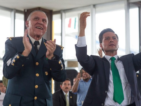 Difícil de creer: La FGR libera de toda sospecha al General Cienfuegos
