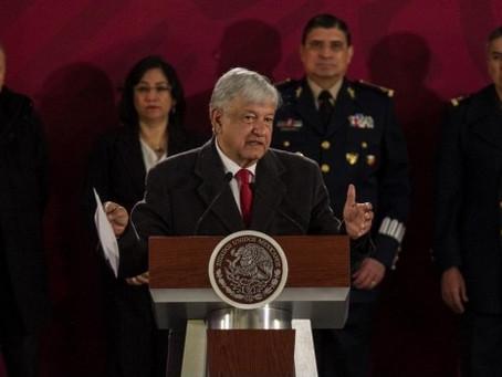AMLO Acusa A Ex Presidentes De Hacerse De Vista Gorda Ante Robo De Combustible