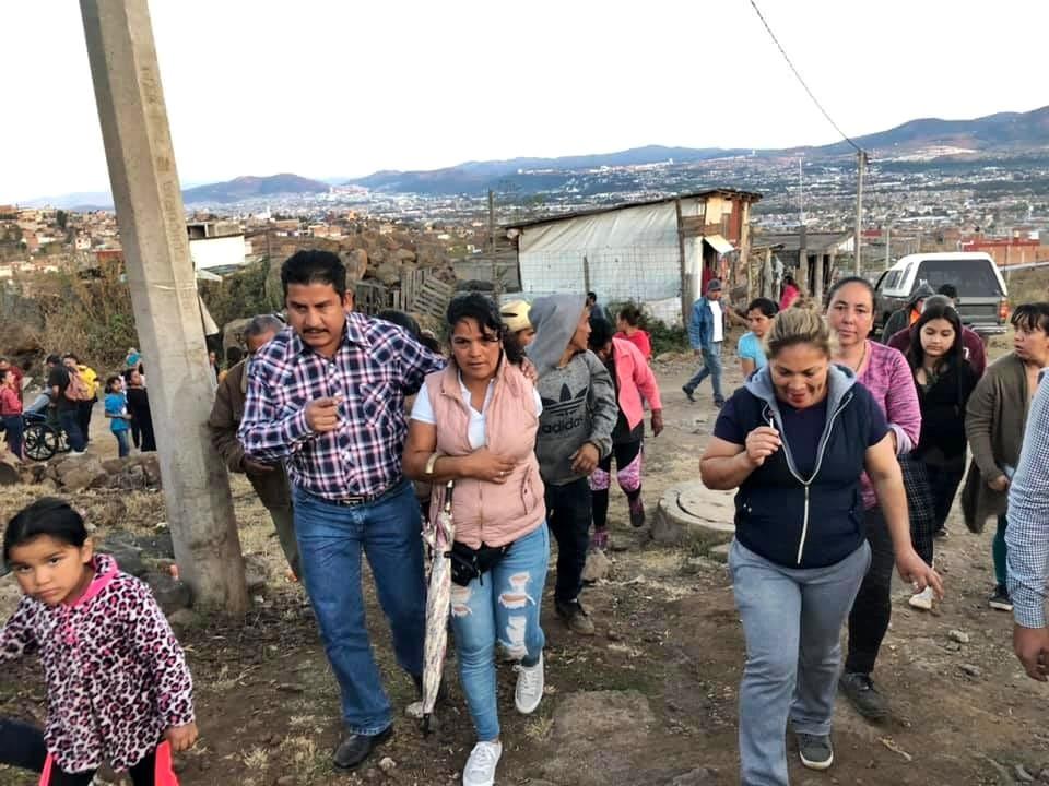 Regidor de #Morelia y Diputado Federal atienden necesidades de morelianos con alto rezago social