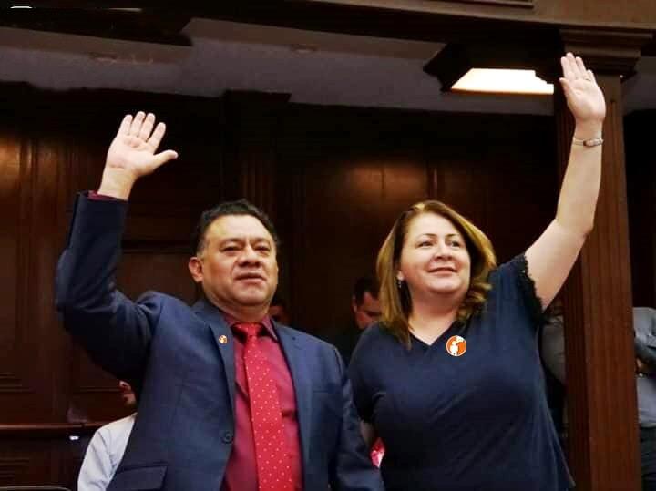 Dos Diputados de Morena en #Michoacán en el ojo del huaracán; son sancionados por su propio partido.