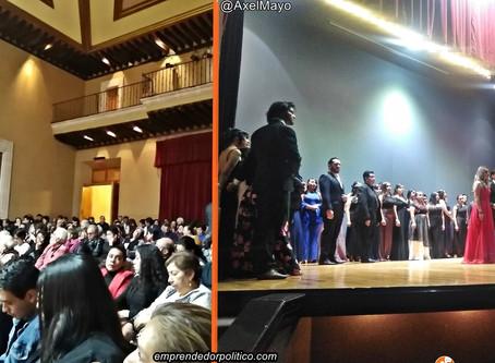 Con éxito, concierto científico de fin de año en el centro cultural universitario de la #UMSNH 🎼🎻