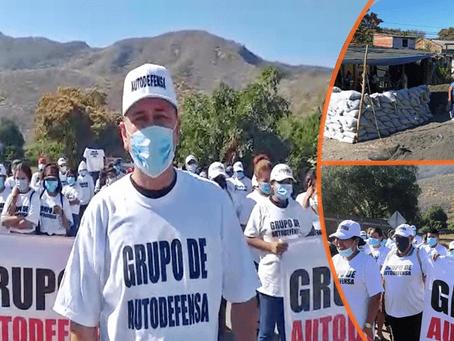 Pobladores de Michoacán amagan con levantarse en armas contra el CJNG (+Video)