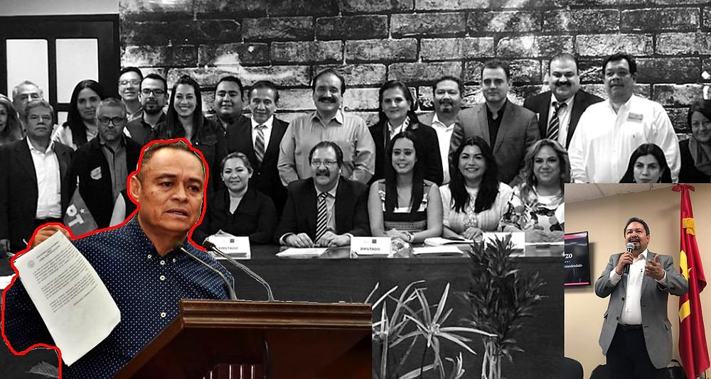 """""""Empatar enlaces legislativos para dar atención a las demandas de la ciudadanía"""": Salvador Arvizu"""