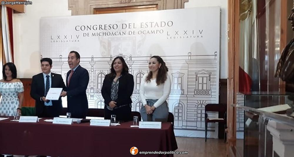 """""""El lugar más peligroso para la mujer michoacana es su hogar"""": Secretario de Gobierno estatal"""
