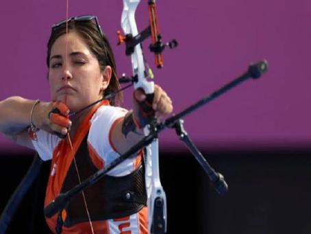 Otra mexicana, Gabriela Bayardo también gano medalla y de plata... Pero para Holanda