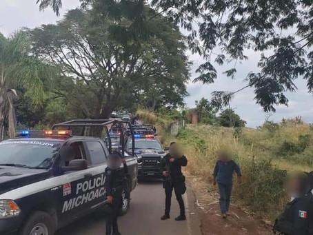 Balaceras en Taretan dejan 2 muertos y 3 heridos (+Videos)