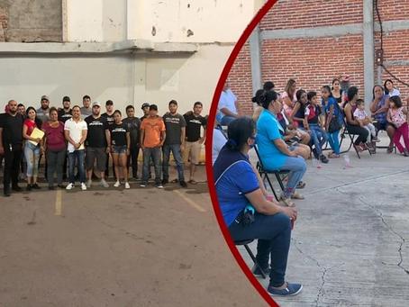 Juan Romero buscará contender en el proceso electoral del 2021 por la Alcaldía de Apatzingán