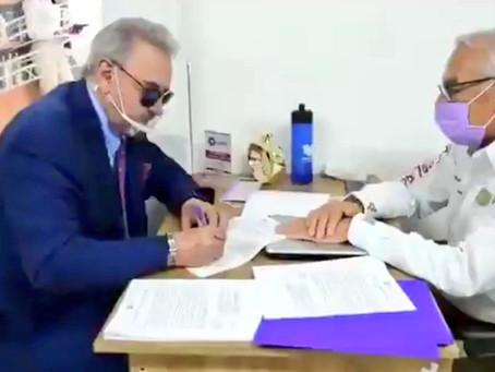 ¿Kiko gobernador? Hoy registró su precandidatura por Querétaro