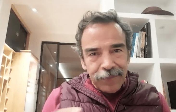 Damián Alcázar invita la ciudadanía a recolectar firmas para enjuiciar a expresidentes
