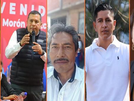 Los casi confirmados candidatos locales de Morena-PT para Morelia
