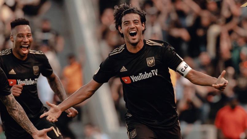 Carlos Vela derrota a Zlatan y se lleva la Bota de Oro de la MLS