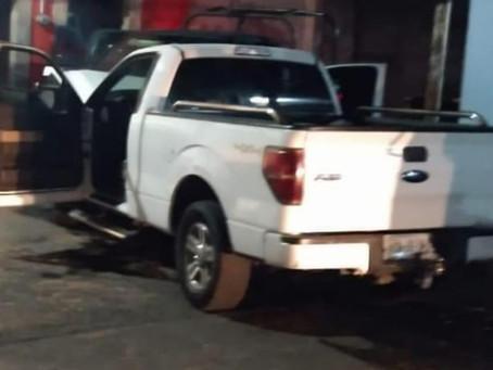 Huandacareo: Tuvieron mala suerte, ¡Por suerte! Detienen a 4 por tentativa de robo en banco