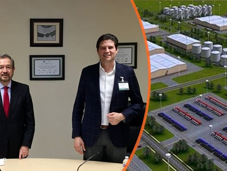 Busca Alfonso Martínez sumar esfuerzos con FOCIR para construir Parque Agroindustrial en Morelia