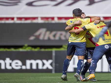 Atlético Morelia informa que varios de sus integrantes dan positivo al COVID-19