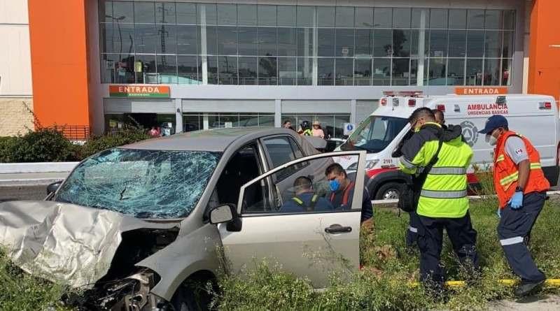 #Morelia: Muere atropellada esta mañana mujer a la altura de Mega Comercial del Periférico