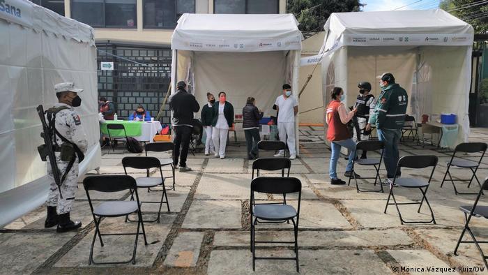 Serán 7 centros de vacunación en Morelia para los abuelitos