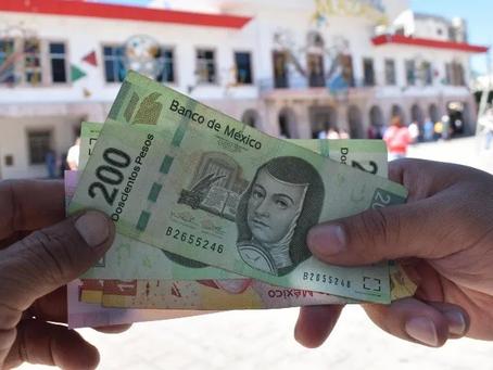 Revisa estos datos para detectar billetes y monedas falsos