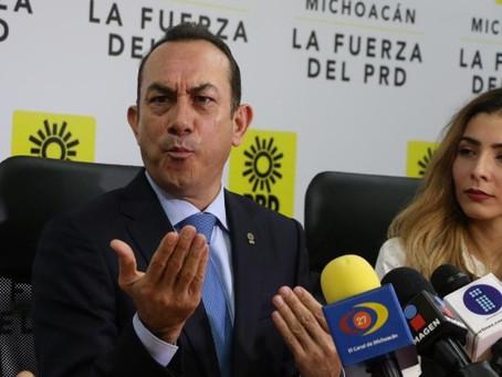 Plan Vs Huachicoleo De AMLO Causa Desabasto De Gasolina Por Falta De Orden: PRD Michoacán
